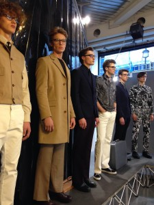 Huntergather at London Collections: Men