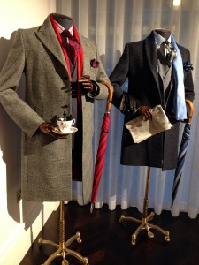 Turnbull & Asser at London Collections: Men