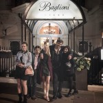 Baglioni Hoyel Fashion week Event